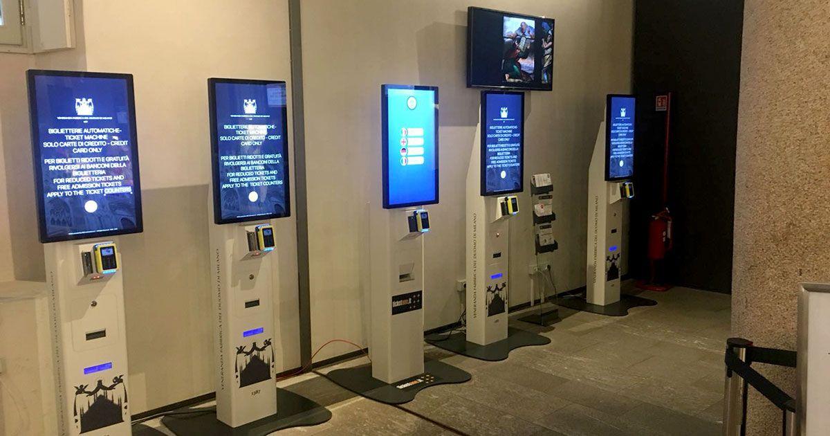 Smart ATM - Biglietteria automatica
