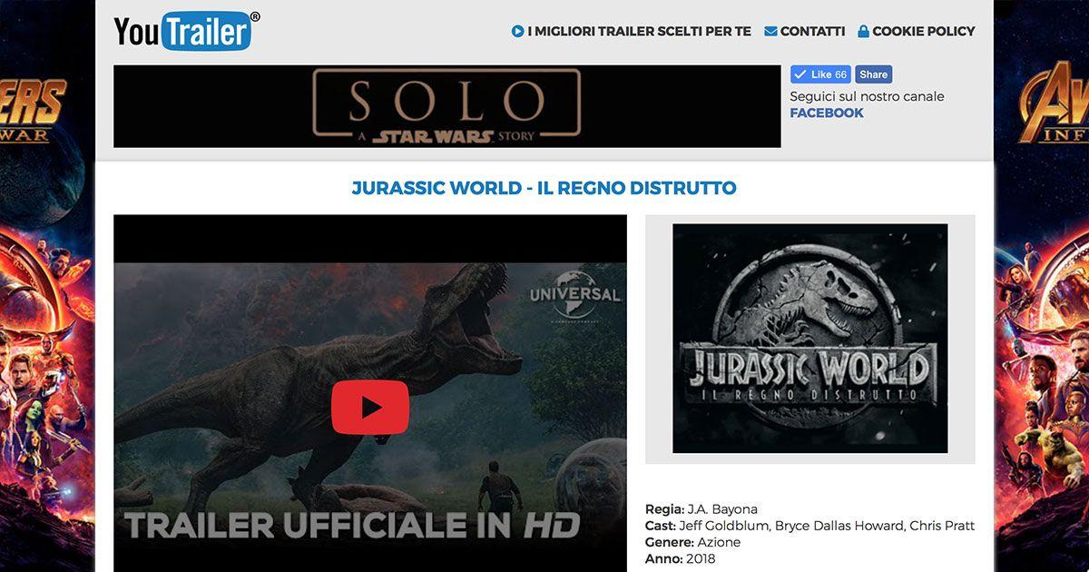 YouTrailer - I migliori trailer scelti per te - Immagine: 2