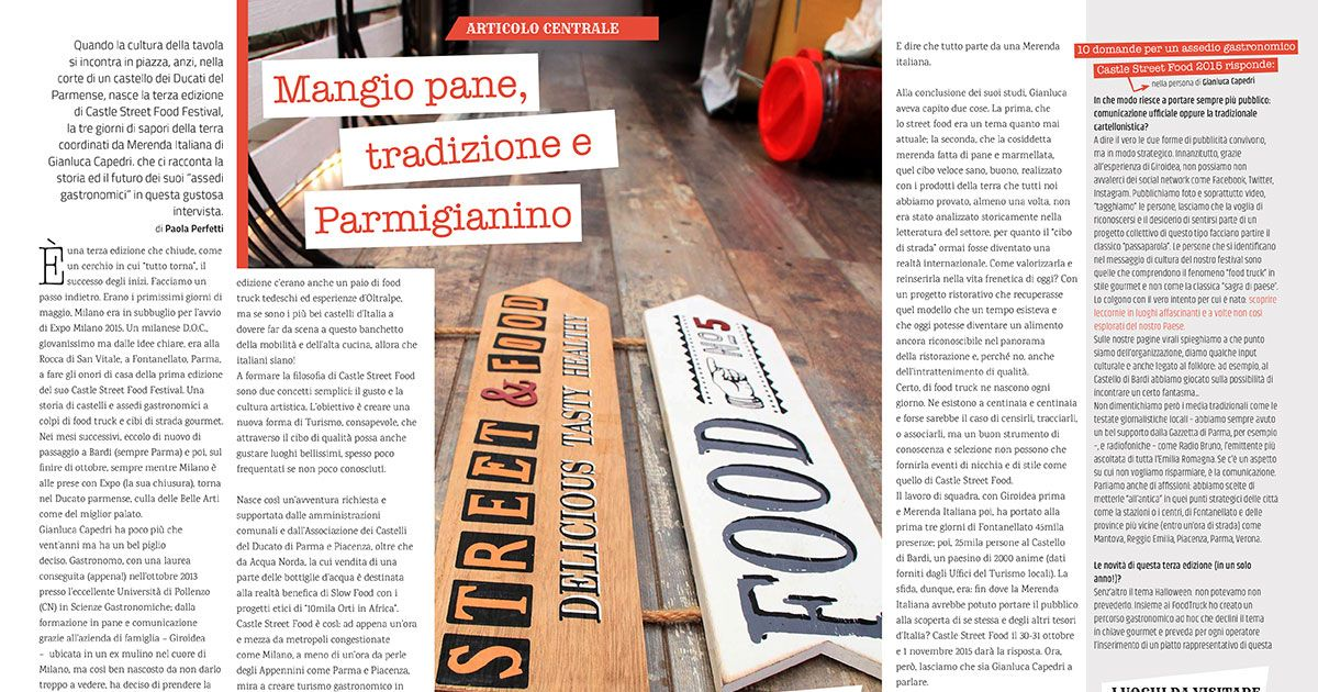 Food Truck Advisor Magazine - Immagine: 3